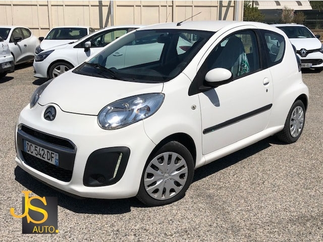 Citroen C1 1.0 I CONFORT 57 850 KM 4 PLACES Essence BLANC Occasion à vendre
