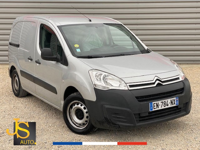 Citroen BERLINGO M BLUEHDI 75 BUSINESS 06/2017 Diesel GRIS C Occasion à vendre