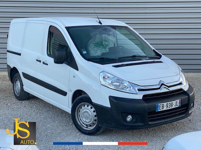 Photo 1 de l'offre de CITROEN JUMPY L1H1 HDI 125 BUSINESS BV6 GPS 2016 à 9990€ chez JS Auto
