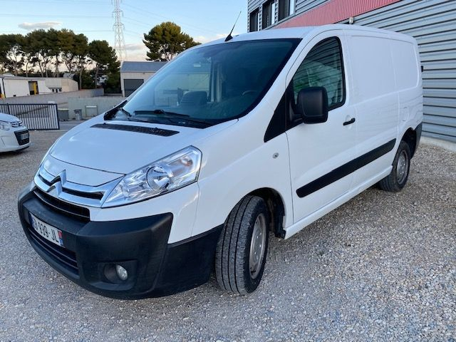 Photo 2 de l'offre de CITROEN JUMPY L1H1 HDI 125 BUSINESS BV6 GPS 2016 à 9990€ chez JS Auto